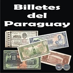 BILLETES DEL PARAGUAY