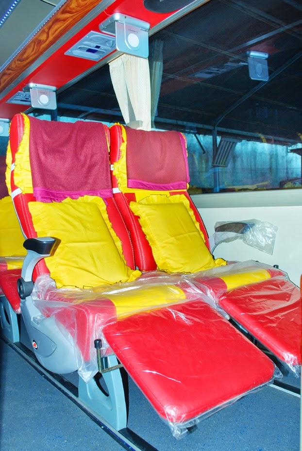 Informasi Agen dan Tiketing Bus Harapan Jaya Terbaru di Jabodetabek-Jawa