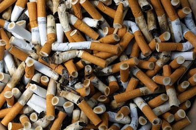gambar puntung rokok