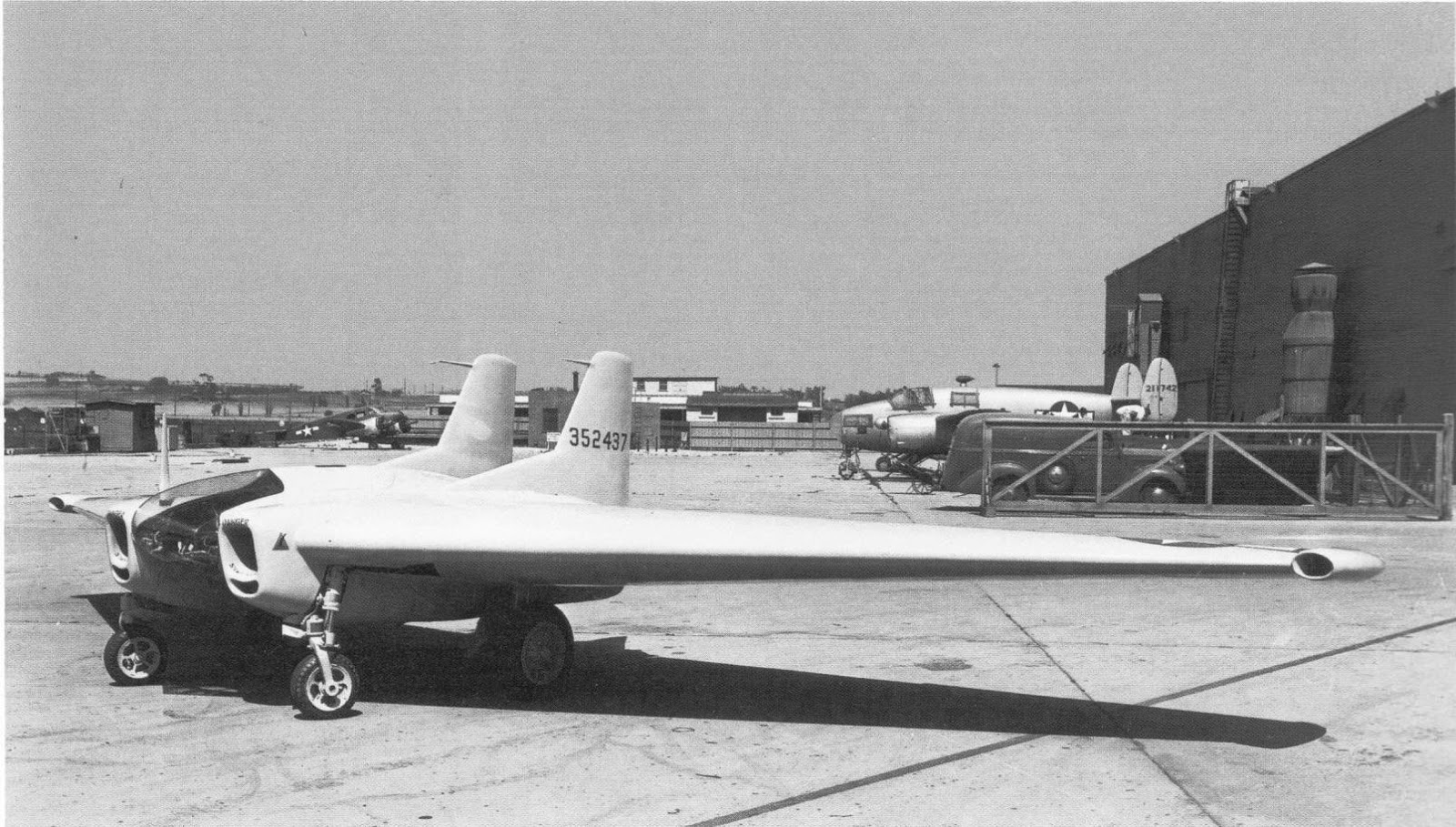 Northrop XP-56 Black Bullet - Wikipedia