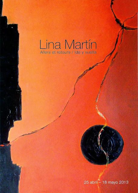 Portada del catálogo: abstracto tonos naranjas, rojos y negro