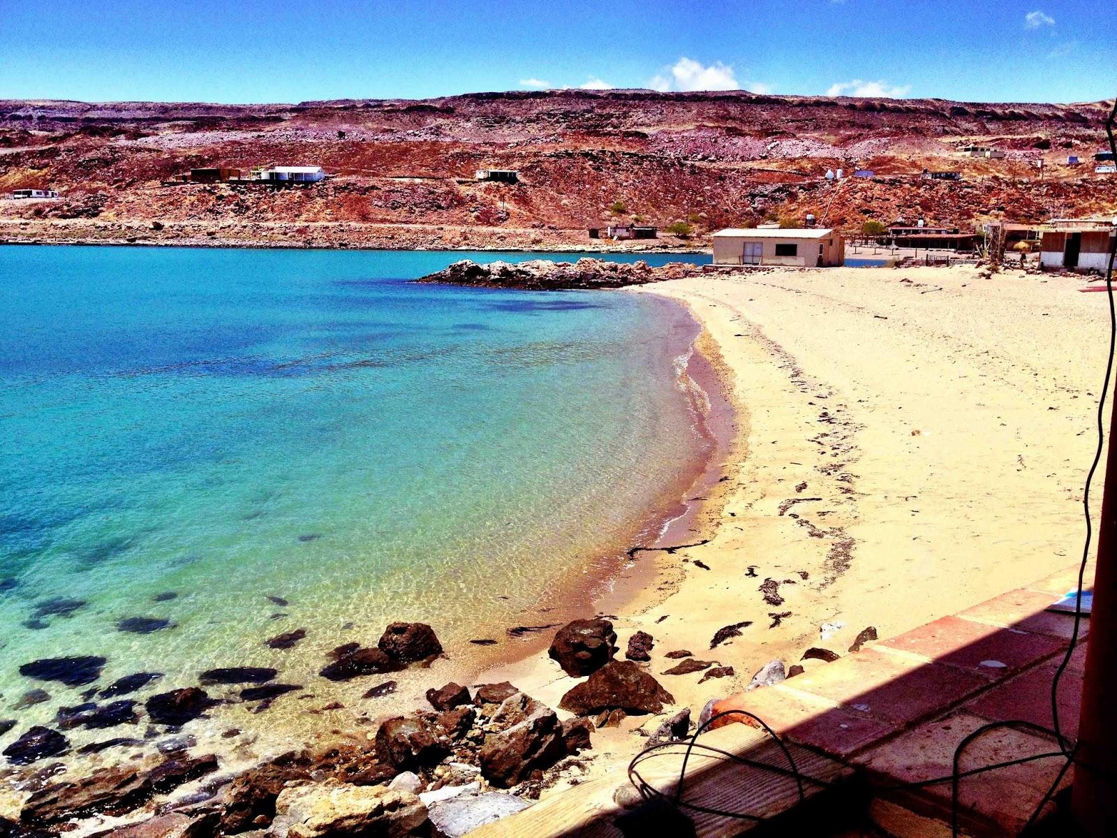 Alfred Snider Week 1 In Puertecitos Baja California 2013