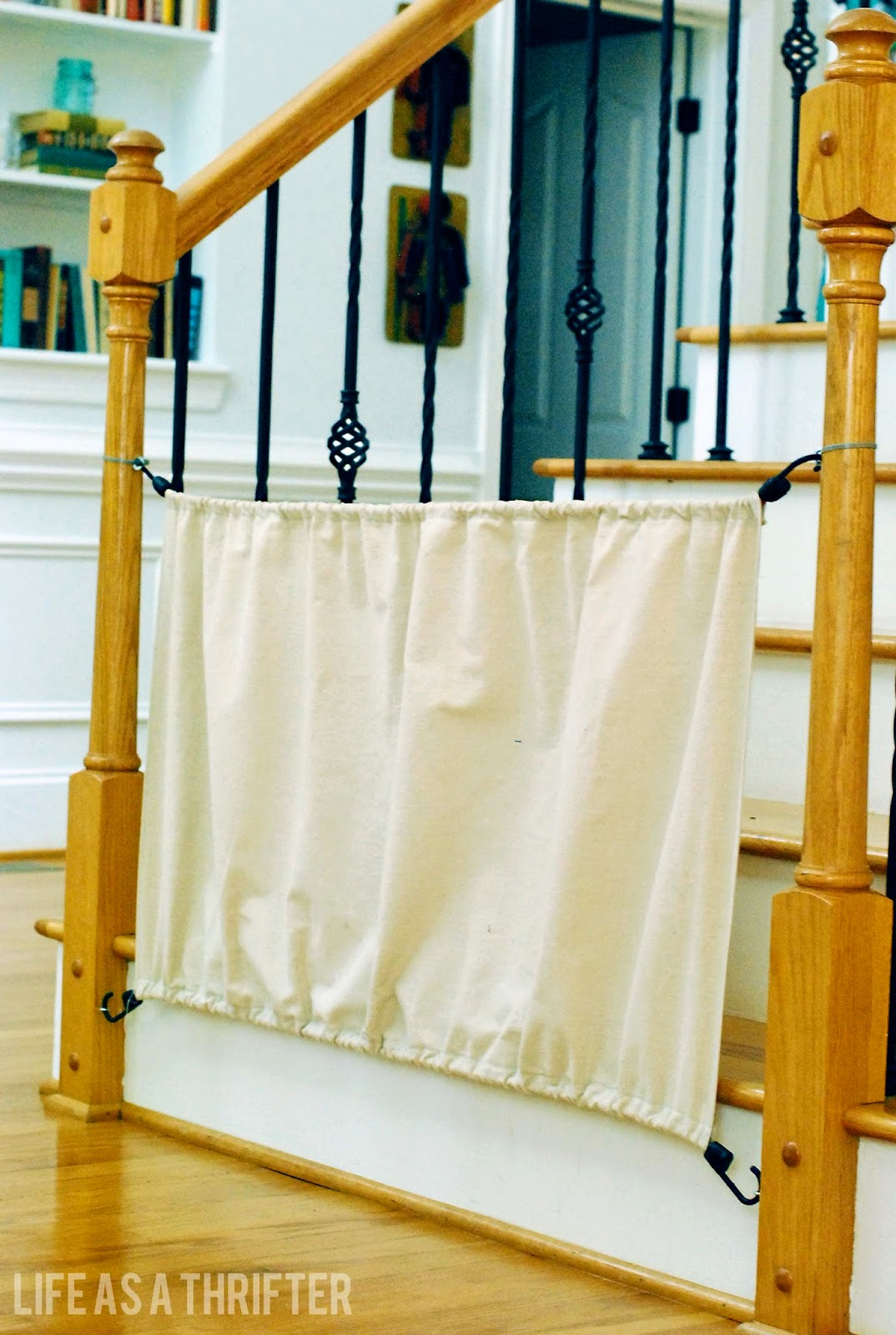 Life as a Thrifter: the Short Term Baby Gate