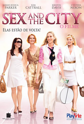 Sex and The City: O Filme Dublado