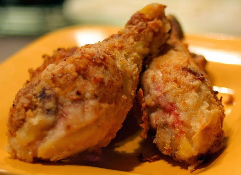 Best recipes in world: Southern Fried Chicken