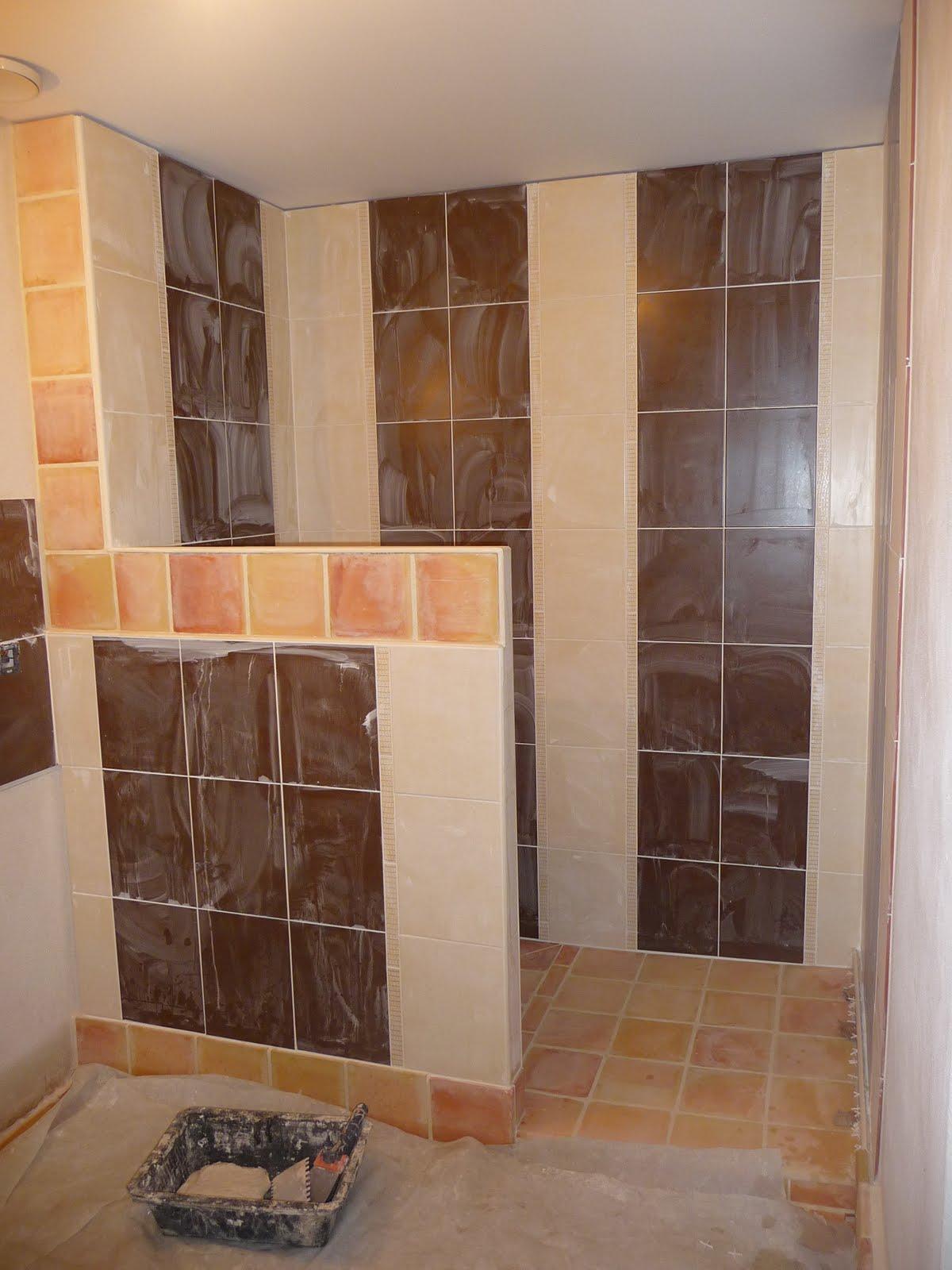 La r nob arnaise la douche - Douche italienne avec cloison ...
