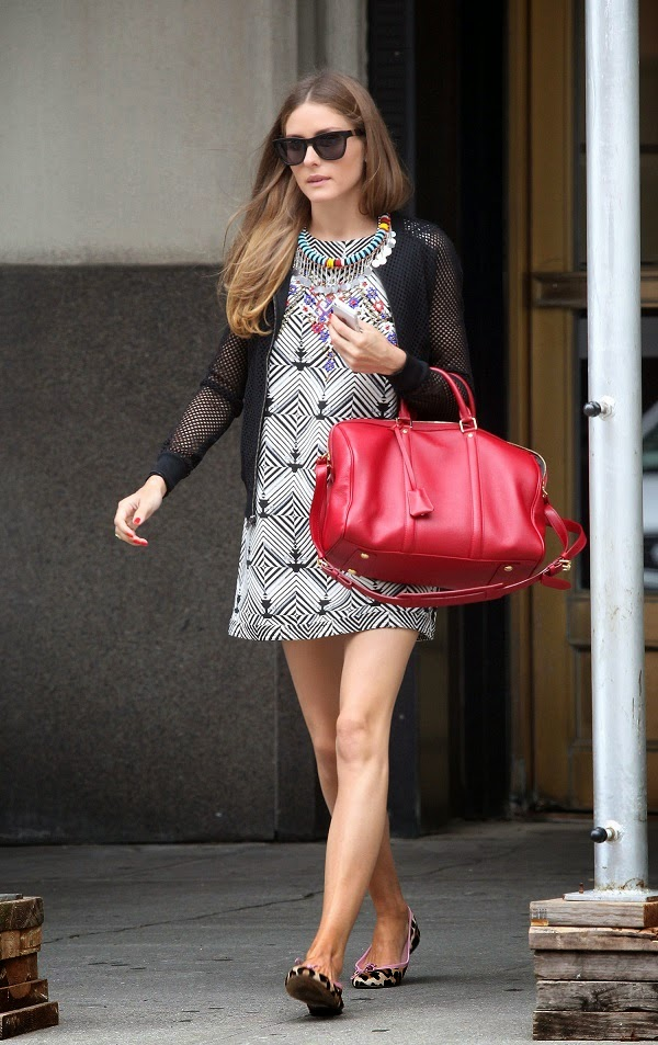 Olivia Palermo, flats, ballet flats, ballerine, trend, shoes, scarpe, love, fashion, moda, style, stile, lifestyle, chic, icon, muse, nyc, new york, starlette, mtv, the city, Louis Vuitton, SC bag, purse, bag, purses, bags