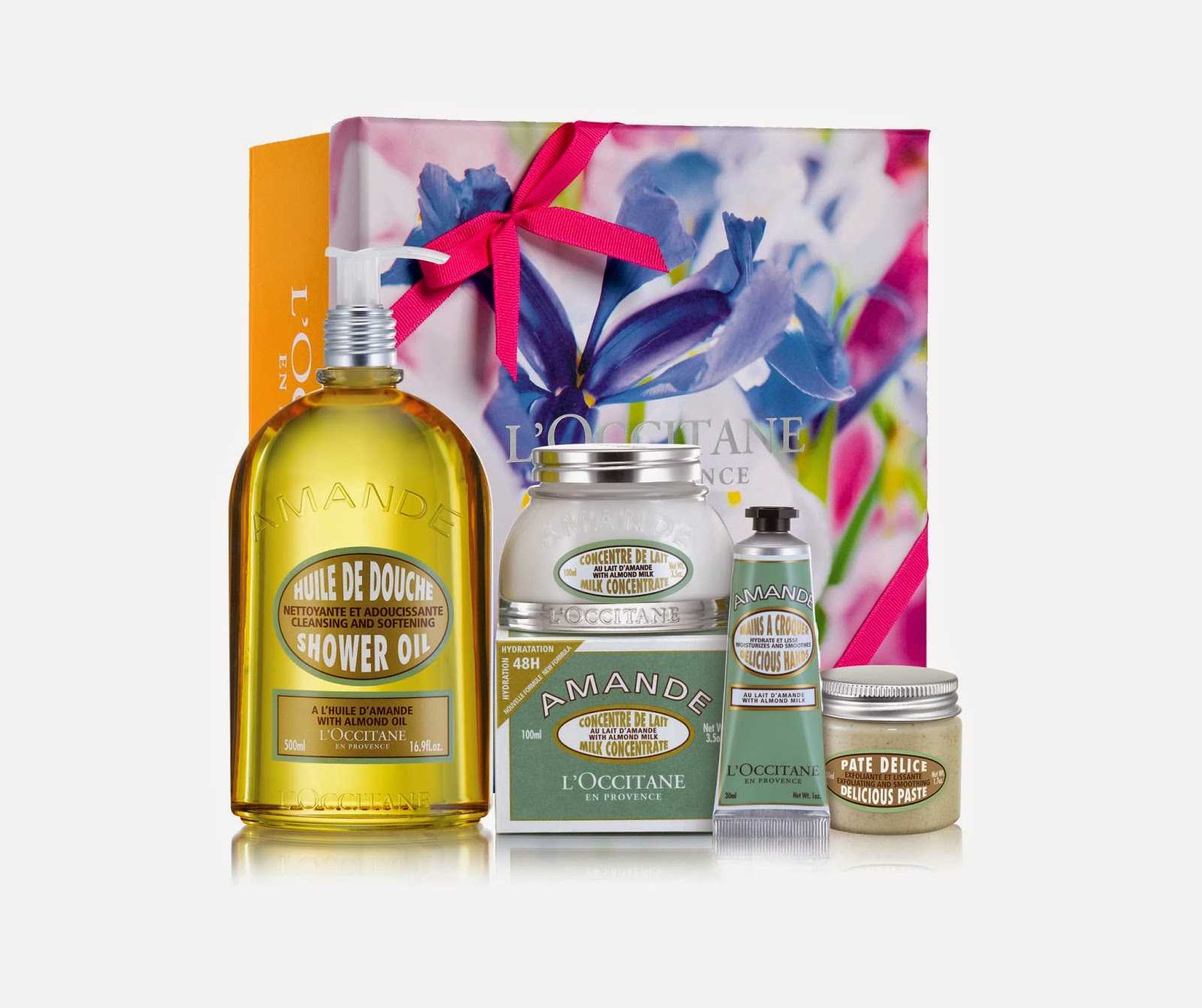 GIVE MOM THE GIFT OF PROVENÇAL LOVE WITH GIFT SETS FROM L'OCCITANE ...