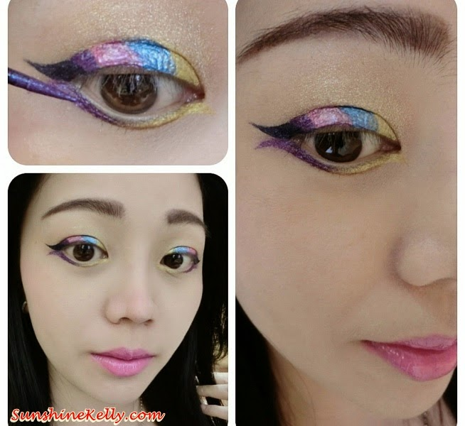 Shu Uemura, Metal Ink Liquid Eye Liner, Beauty Review, Metallic Bouquet 2015, Shu Uemura Spring Summer 2015 Collection