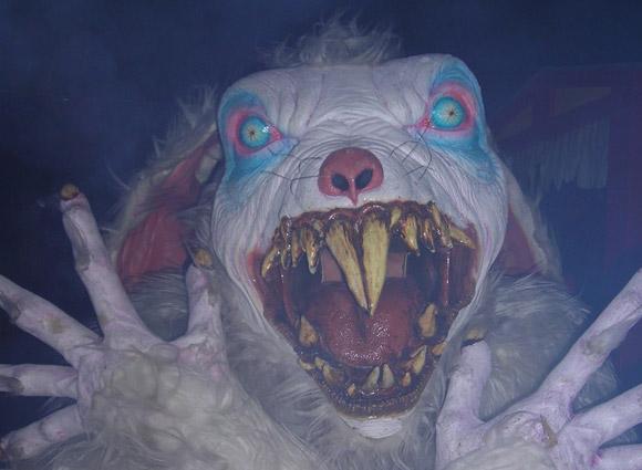 Scary Bunny Rabbits