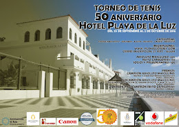 Torneo 50 Aniv. Hotel Playa de la Luz