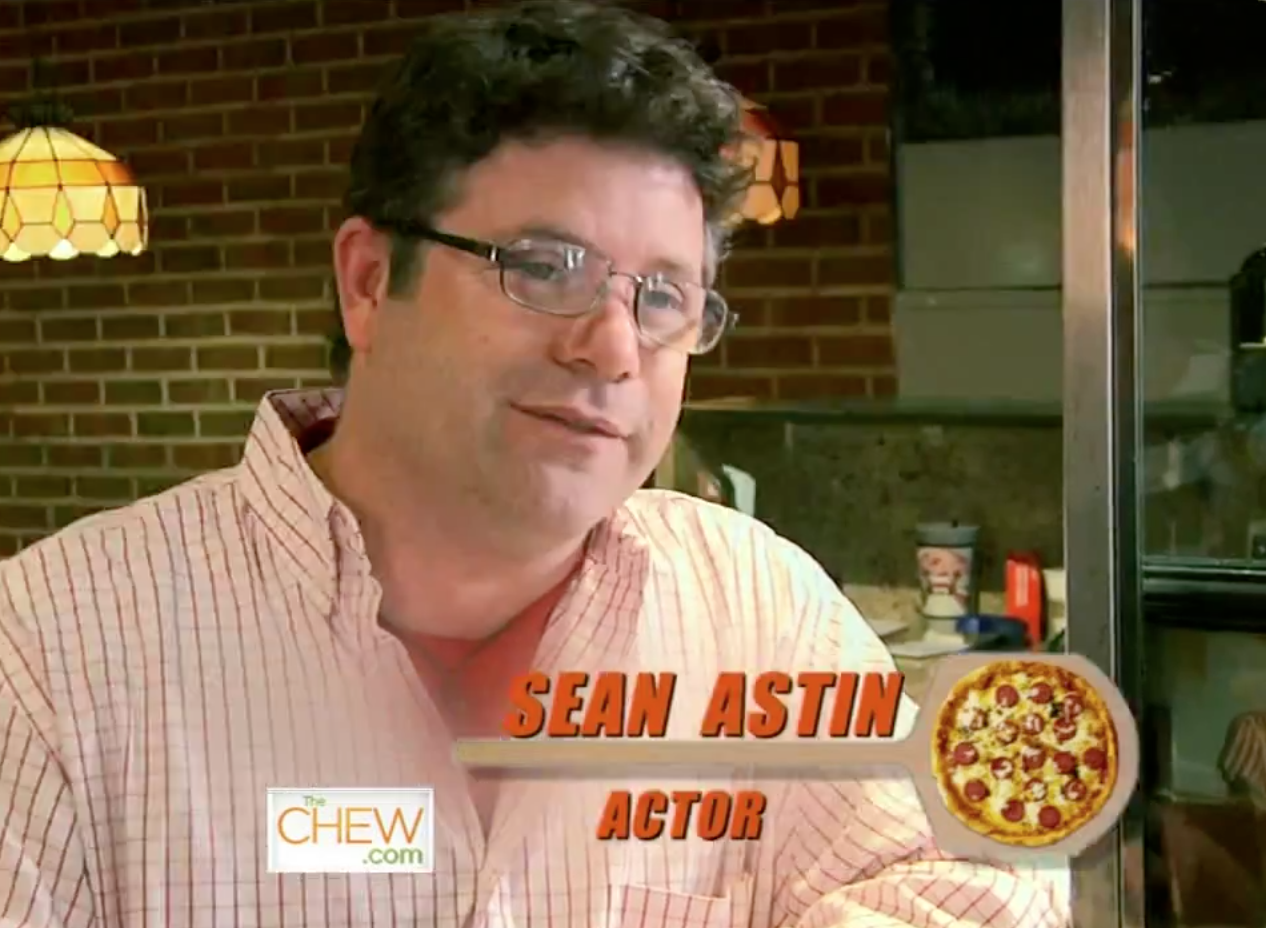 video of sean on the chew