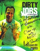Mike Rowe experiences Terressentials Pure Earth Mud Wash on Dirty Jobs