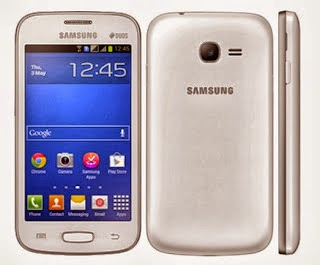 Samsung galaxy star pro duos - s7262