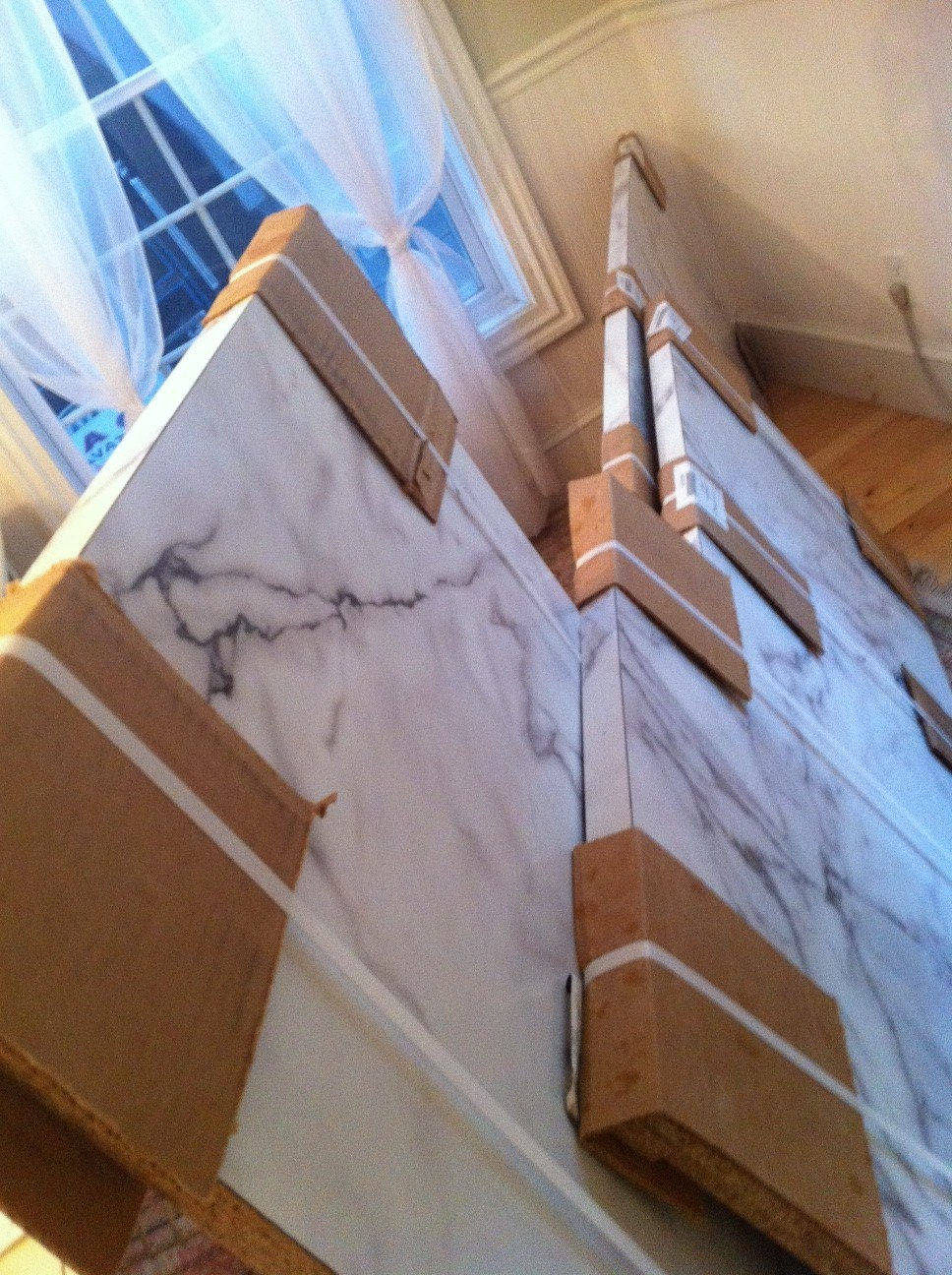 Maison decor kitchen counters arrived for Maison decour