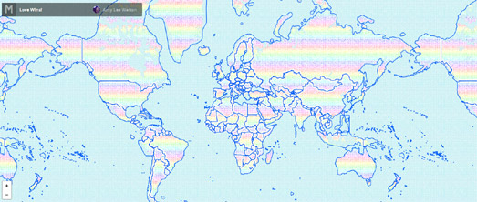 Maps Mania: Paint the Whole World with a Rainbow