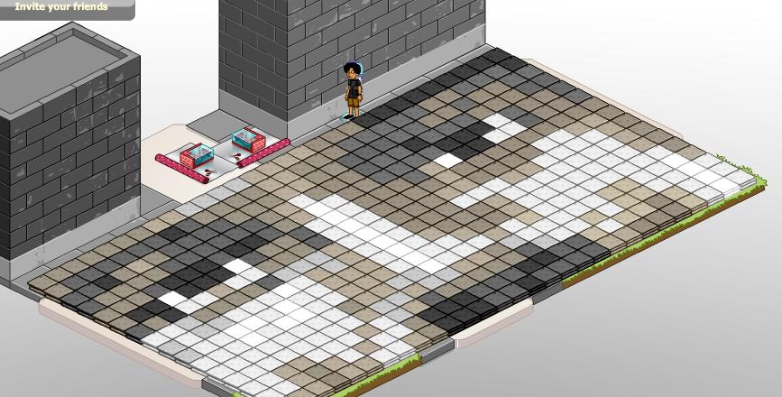 Tile over cement floor