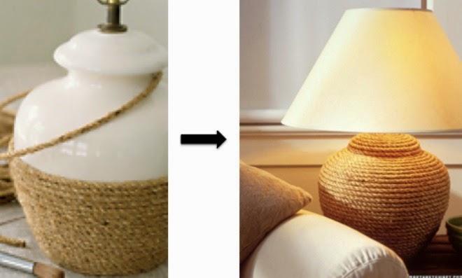 the bedroom lamp with rope | Vietnam Outdoor Furniture