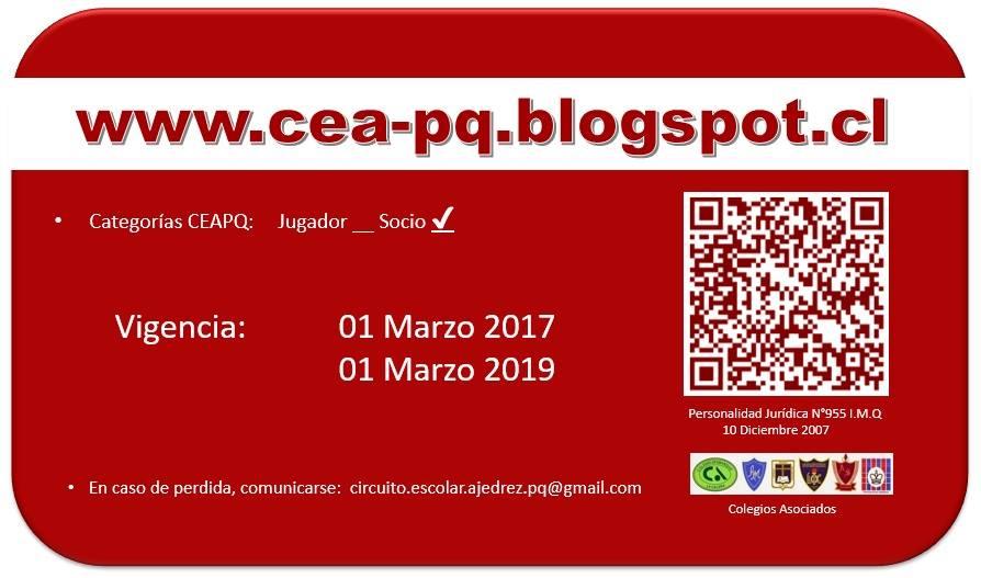 CARNET SOCIO CEAPQ4