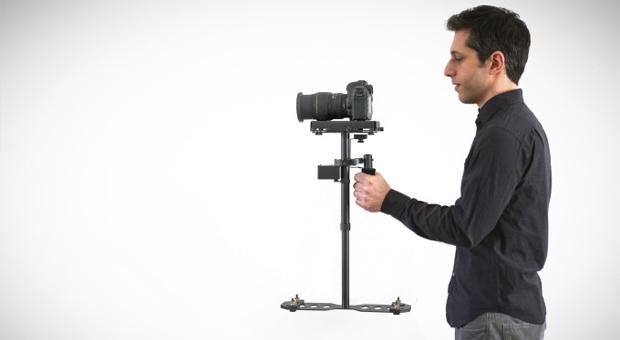Estabilizador de Video Supraflux, Estabilizador, Estabilizador de Video, Supraflux, kickstarter
