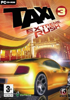 Taxi 3 Extreme Rush (Eng/Racing) PC Game