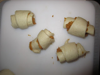 CIY: Pumpkin Pie Croissants