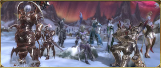 AION Asmodian Races