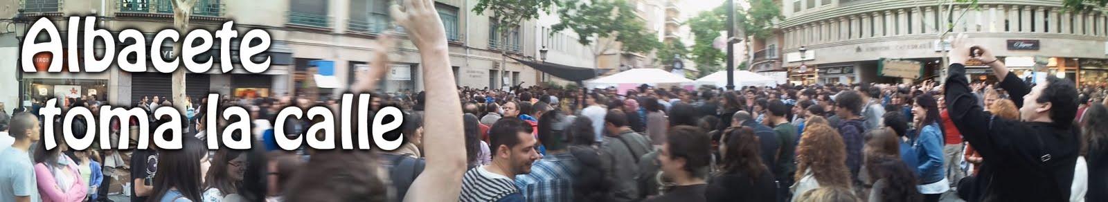 Albacete Toma la Calle