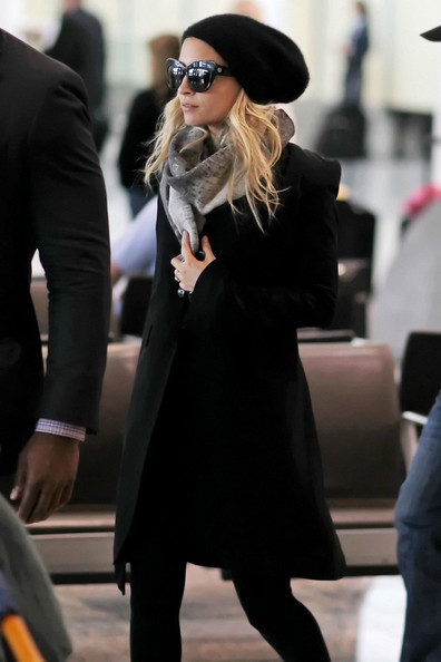 Street Style Nicole Richie 39 S Best Off Duty Outfits The