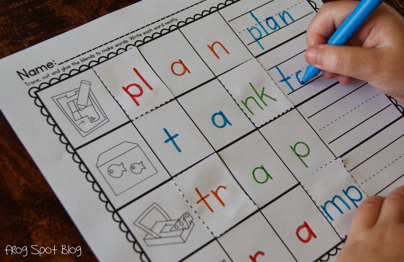 Letter Recognition Worksheets For Kindergarten   ABITLIKETHIS