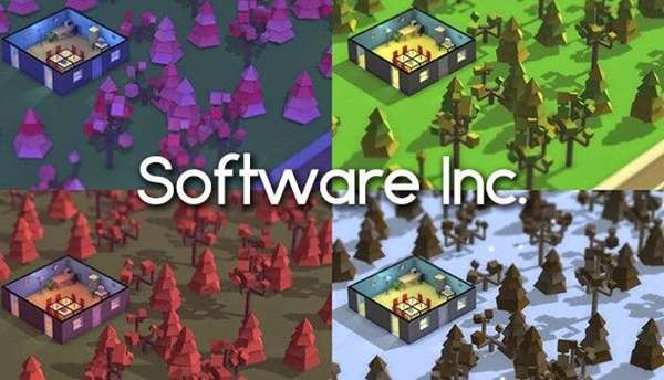 Software Inc PC Game