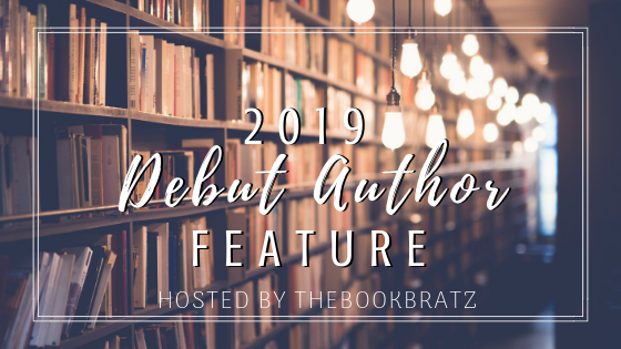 2019 Debut Author Feature!