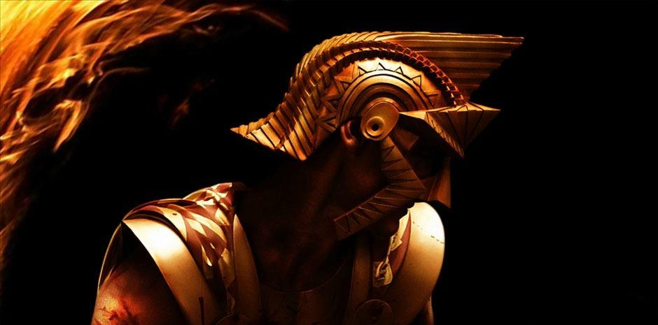 Immortals gods zeus