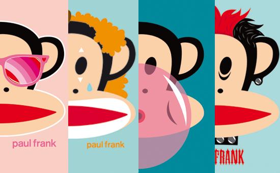 Publicidad y Moda: El buen rollito de Paul Frank