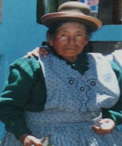 Manuela Pari Galindo