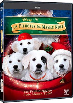 Filme Poster Os Filhotes da Mamãe Noel DVDRip XviD Dual Audio & RMVB Dublado