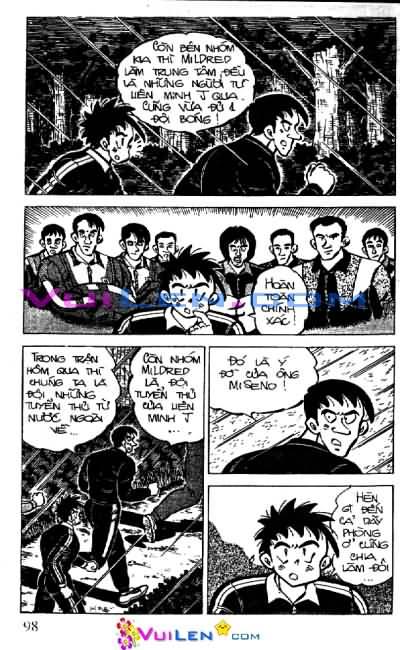 Jindodinho - Đường Dẫn Đến Khung Thành III Tập 54 page 98 Congtruyen24h
