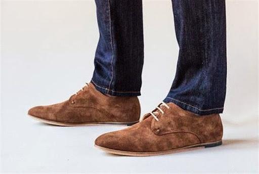 Model sepatu casual pria terbaru 2017/2018