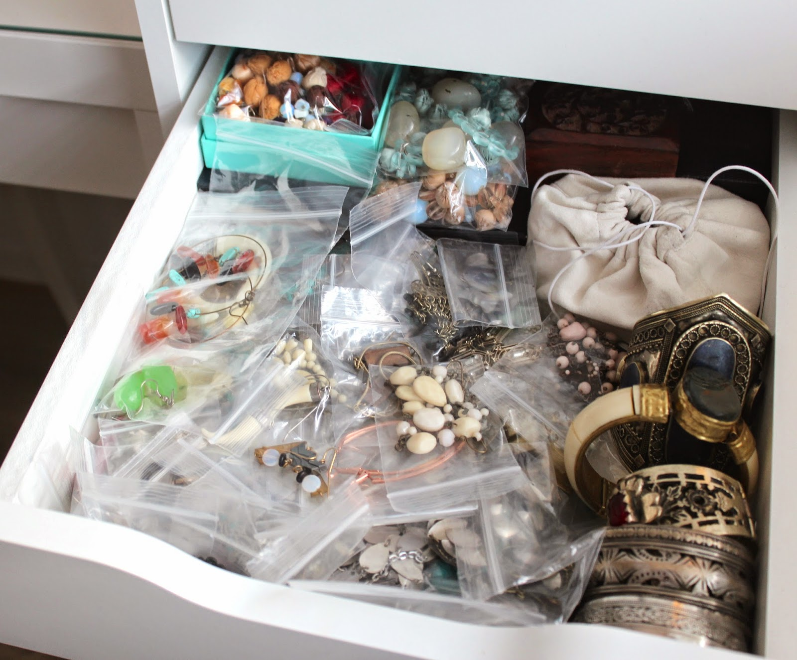 Earring Storage Date Night B U L E G A R M Bloglovin From Tiny Islands Ike Earrings I Have Stashed Them All Inside One Of The Ikea Alex Unit Drawers Alongside Other Bits Jewellery And Its Working Treat Really Love That