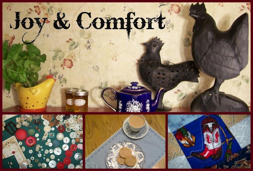 Joy & Comfort