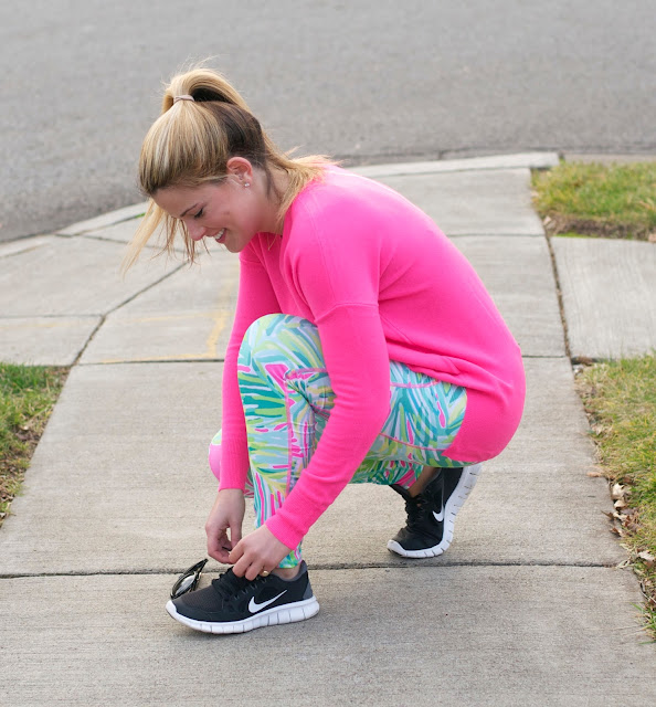 lilly pulitzer workout clothing