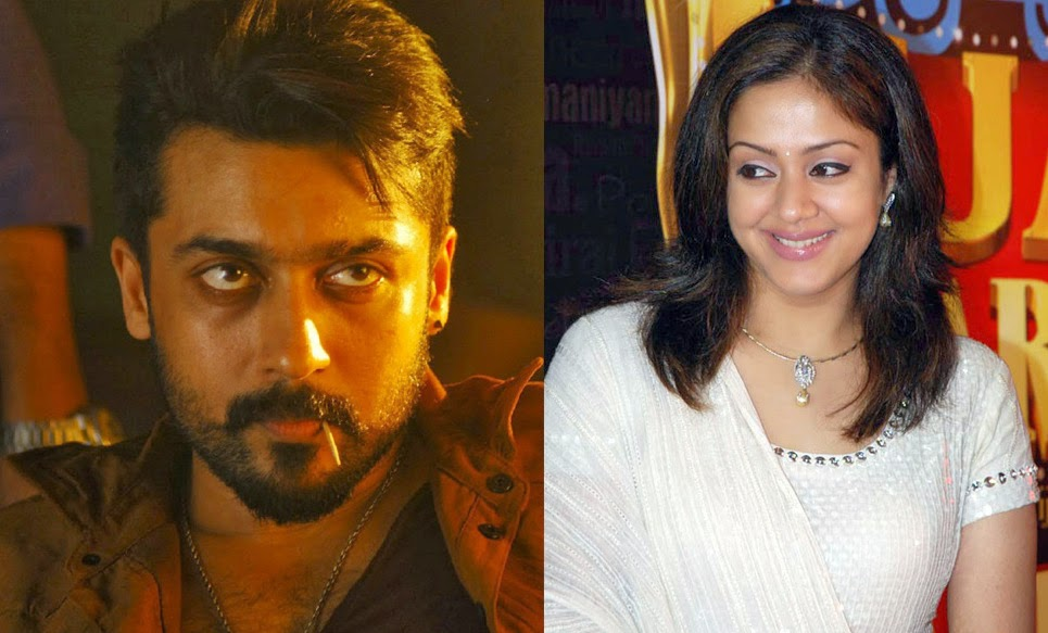 Suriya and jyothika once again to pair on silver screen 31st film suriya and jyothika once again to pair on silver screen 31st film details actor surya masss movie first look trailers teaser songs posters stills altavistaventures Gallery