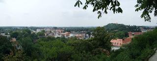 Ausblick vom Freisinger Domberg
