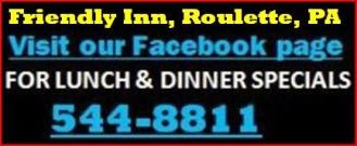 Click Ad For Lunch & Dinner Specials