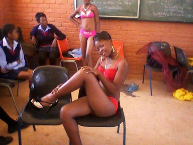 Teen mzansi Sexy hot