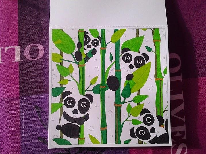 Boulimie livresque mini coloriage anti stress chez marabout - Mini coloriage ...
