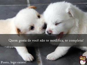 O Amor é isso!!