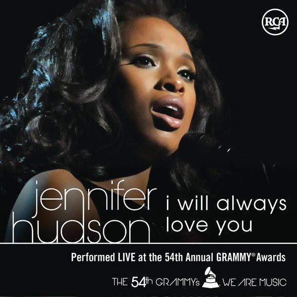 jennifer hudson i will always love you lyrics if i should stay i would ...