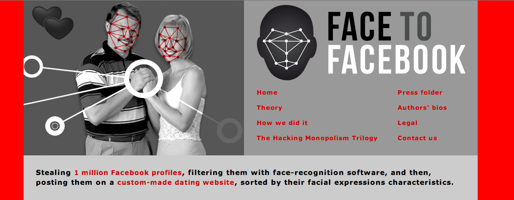 face recognition dating site Face recognition can even help detect images of the same person in other settings impersonators having celebrity pictures on a dating website is a sign of poor quality and will turn down users.