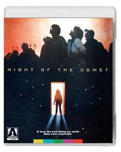Night of the Comet DVD